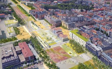 Urtaran expresa su preocupación por el incremento del coste del soterramiento en Vitoria