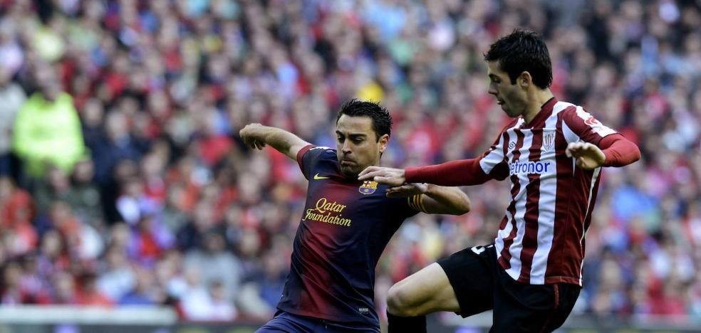 «Una Eurocopa, y encima en San Mamés, va a ser extraordinaria», dice Xavi