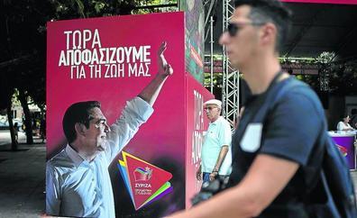 Grecia ultima su enésimo cambio político