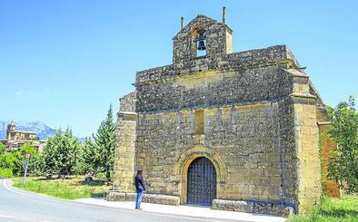 Saqueos a conventos en Rioja Alavesa