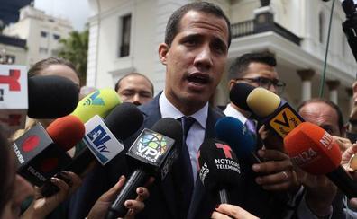 Guaidó anuncia que la oposición retomará diálogo con el gobierno de Venezuela en Barbados