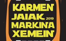 Programa de fiestas de Markina Xemein 2019: Karmen jaiak