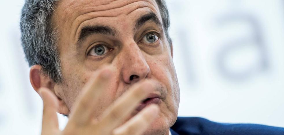 Zapatero, maniobra