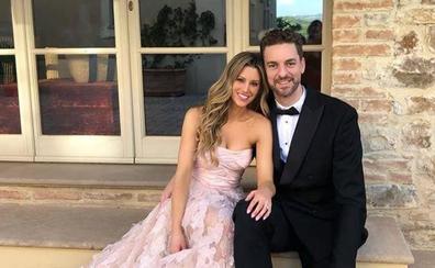 Pau Gasol se casa por sorpresa en San Francisco
