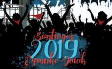 Programa de fiestas de Ermua 2019: Ermuko Santixau Jaiak