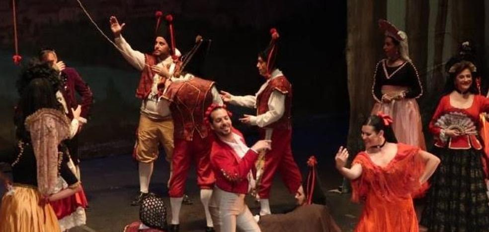 La zarzuela vuelve a la Aste Nagusia con una antología de canciones y textos