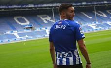 Presentación Lucas Pérez