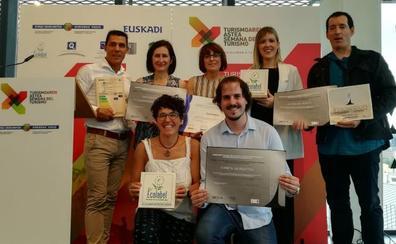 Premio a la competitividad de nueve empresas alavesas