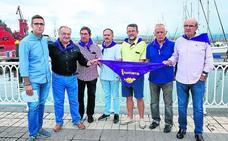 El Camino de Santiago por vía marítima atraca hoy en Santurtzi