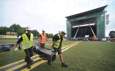El Bilbao BBK Live recibirá a cerca de 120.000 personas «entregadas al rock»
