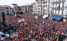Cuenta atrás para unas fiestas de Vitoria con 350 actos