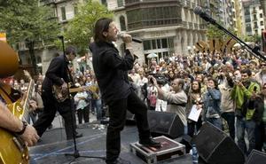 El BBK Live se hará notar en el centro de Bilbao con once conciertos gratis