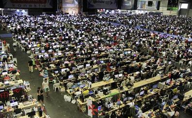 Euskal Encounter ofrece cuatro días de actividad informática en el BEC con «cifras de récord»