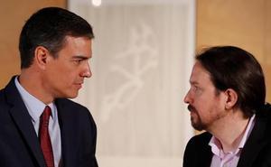 El choque frontal entre Sánchez e Iglesias deja al país en puertas de elecciones en noviembre