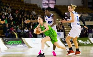 Molinuevo: «Es un sacrificio compaginar estudios y baloncesto»