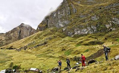 Los Pou, a la búsqueda de nuevas rutas en los Andes peruanos