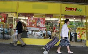 La cadena Uvesco compra 11 supermercados de Simply en Bizkaia
