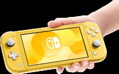 Nintendo anuncia 'Switch Lite', su nueva consola portátil