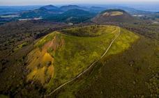 Auvernia, el país de los volcanes dormidos