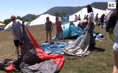 Bilbao BBK Live 2019: «El ambiente del camping es de lo mejor del festival»