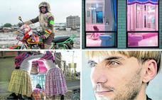 Getxophoto explora el futuro con un concierto del artista cyborg Neil Harbisson