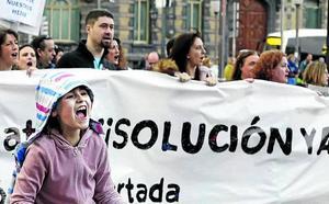 Las familias de la concertada advierten que irán a los juzgados si se convoca huelga indefinida