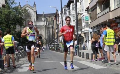 Cortes de tráfico en Vitoria por el Ironman