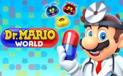 Nintendo lanza Dr. Mario World, su 'Candy Crush' para móviles