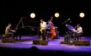 Claudio Jr de Sosa 4Et musika taldeak Getxoko Jazzaldiaren Banda Lehiaketa irabazi du