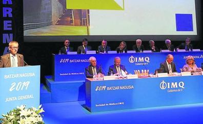El IMQ sondea a la Fundación BBK para que se incorpore como socio y garantice el arraigo