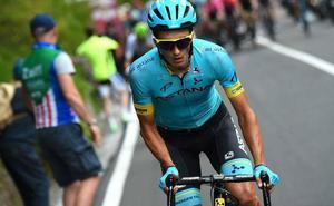 Pello Bilbao entra con el Tour en la media montaña