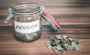 La pensión de los trabajadores a tiempo parcial