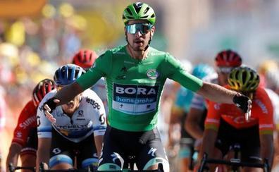 El Tour devuelve la alegría a Sagan