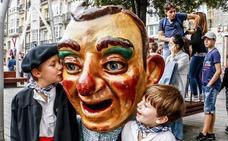 Actividades infantiles en La Blanca 2019: programa de fiestas para niños y niñas en Vitoria