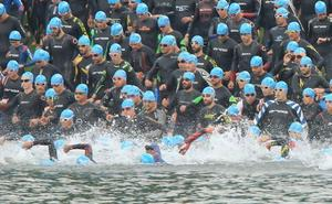 2.100 atletas de 53 países llegan a Vitoria para participar en el Ironman
