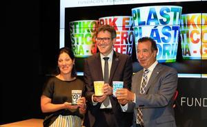 Vasos reutilizables para unas fiestas de La Blanca más 'green'