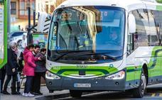 Un microbús reforzará el servicio de acompañamiento en fiestas de Santurtzi