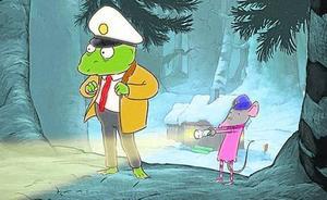 Los detectives del bosque