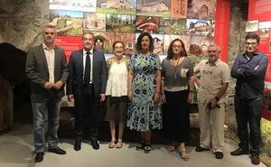 El Pobal reúne por primera vez el legado histórico de las ferrerías de Bizkaia