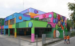Arrancan en Lekeitio las obras para mejorar la seguridad y accesibilidad en la escuela