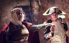 Teatro de calle, lechazo y vinos en Aranda de Duero