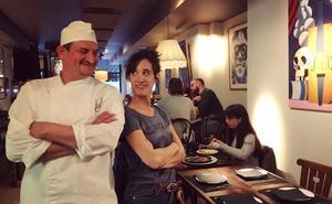 Comer con el Padrino en Francis Ford (Bilbao)