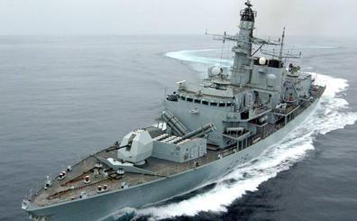 EE UU denuncia el intento de Irán por interceptar un petrolero británico en Ormuz