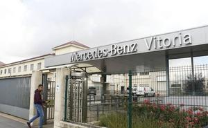 Mercedes Vitoria paralizará la producción los sábados 13 y 20 de julio