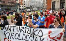 El conflicto laboral en los polideportivos se enquista y los sindicatos preparan más huelgas