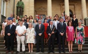 Los 98.000 euros de Ramiro González y los sueldos del resto de la Diputación de Álava