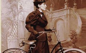 'Londonderri', la primera mujer en dar la vuelta al mundo en bicicleta