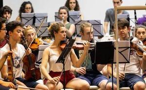 Euskadiko Gazte Orkestrak (EGO) Txaikovskiren bosgarren sinfonia joko du Euskadin