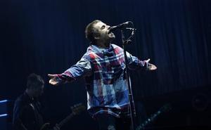 Liam Gallagher derramó chulería