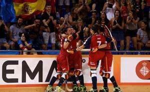 España peleará por volver a ser la reina mundial de hockey patines
